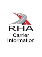 RHA Conditions of Carriage 2020
